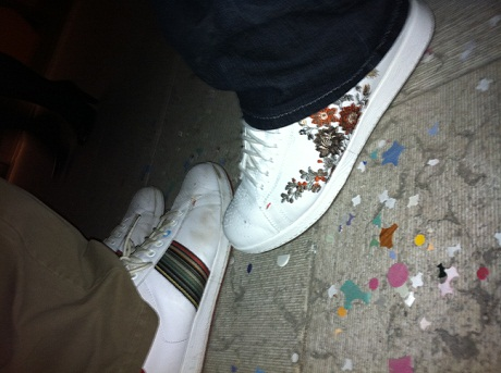 paul smith scarpe