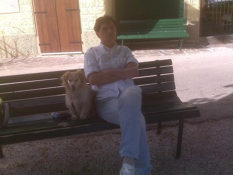 Sergio e Silly Auronzo 2010