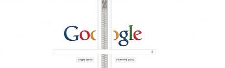 Google Doodle per Gideon Sundback