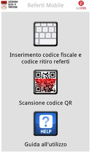 ritiro referti mobile