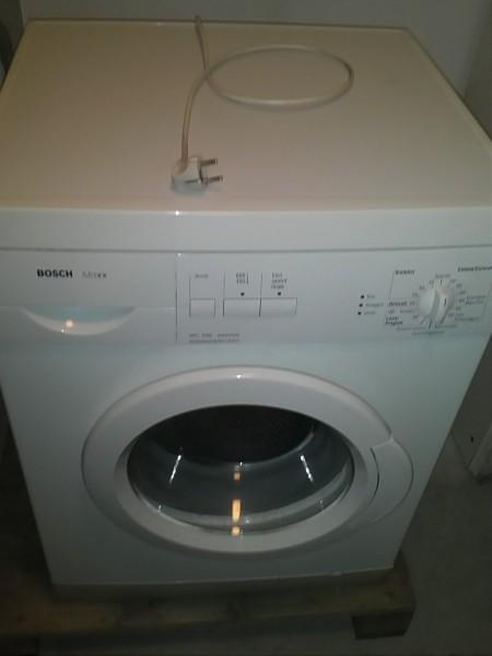 lavatrice rimontata