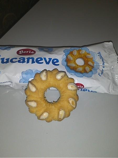 Bucaneve Doria biscotti