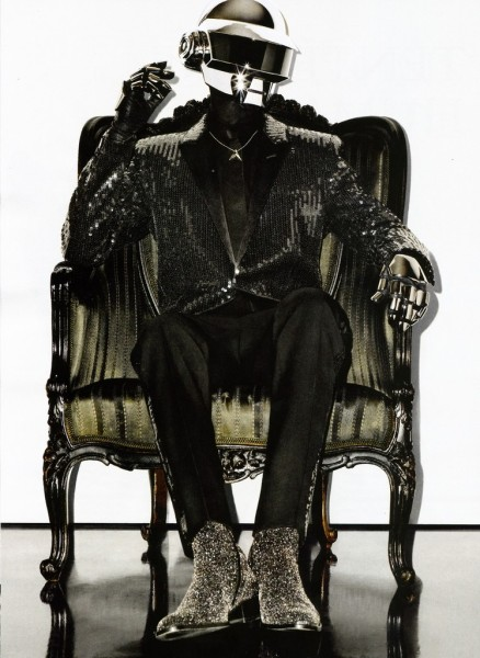 Daft Punk for YSL-01