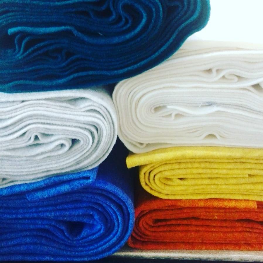 Feltro 90% lana