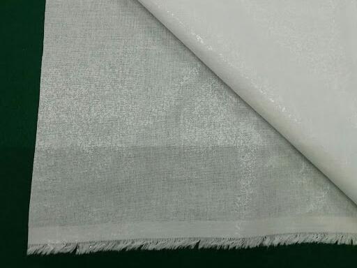 Tela adesiva disponibile nei colori bianco e nero